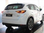 Bán xe Mazda CX 5 2.5 AT AWD sản xuất năm 2018, màu trắng giá 1 tỷ 19 tr tại Hà Nội
