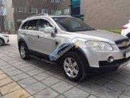 Bán Chevrolet Captiva LTZ đời 2009, màu bạc, 295tr giá 295 triệu tại Hà Nội