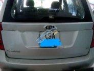 Bán Kia Carens SX 2.0 AT đời 2009, màu bạc số tự động, 378tr giá 378 triệu tại Lâm Đồng