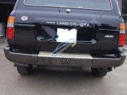 Cần bán xe Toyota Land Cruiser đời 1992, màu đen, nhập khẩu, giá tốt giá 115 triệu tại Nghệ An