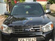 Bán Ford Everest Limited sản xuất 2014, màu đen, nhập khẩu giá 700 triệu tại Thái Bình
