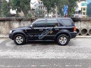 Cần bán lại xe Ford Escape sản xuất 2003, màu đen, xe nhập số tự động, giá chỉ 205 triệu giá 205 triệu tại Hà Nội