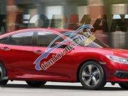 Bán Honda Civic 2018, màu đỏ, nhập khẩu   giá 758 triệu tại Tp.HCM