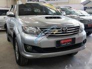 Cần bán Toyota Fortuner G đời 2015, màu bạc, 920tr giá 920 triệu tại Tp.HCM