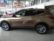 Cần bán Hyundai Tucson 2.0 AT năm sản xuất 2018, màu nâu, giá 838tr giá 838 triệu tại Tp.HCM