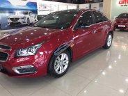 Bán xe Chevrolet Cruze sản xuất 2015 màu đỏ, 449 triệu giá 449 triệu tại Hà Nội