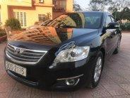 Bán Toyota Camry 2.4G đời 2008, màu đen   giá 499 triệu tại Hà Nội