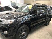Bán Toyota Fortuner G sản xuất năm 2016, màu đen, máy dầu giá 920 triệu tại Tp.HCM