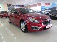Bán ô tô Chevrolet Cruze LT 1.6MT sản xuất 2015, màu đỏ, giá tốt giá 499 triệu tại Hà Nội