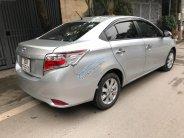 Cần bán gấp Toyota Vios MT 2014, màu bạc chính chủ, giá chỉ 415 triệu giá 415 triệu tại Hà Nội