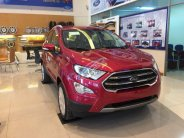 Lái thử cảm nhận và đặt xe với khuyến mại lớn tại An Đô Ford cho xe Ford Ecosport Titanium 1.5 màu đỏ giá 647 triệu tại Hà Nội