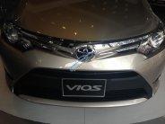 Cần bán Toyota Vios 1.5E CVT giá ưu đãi, hỗ trợ 90% giá trị xe, tặng phụ kiện. LH: 0916 11 23 44 giá 515 triệu tại Tp.HCM