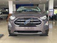 Ford Ecosport phiên bản Titanium 1.5L 2018, màu nâu phổ phách, hỗ trợ trả góp 90%, giao xe ngay giá 648 triệu tại Hà Nội