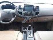 Cần bán xe Toyota Fortuner 2.7 V sản xuất 2012, màu đen giá 715 triệu tại Hà Nội