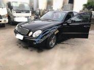 Bán Mercedes E240 đời 2004, màu đen chính chủ giá 365 triệu tại Hải Phòng