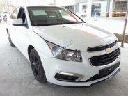 Bán Chevrolet Cruze LT 1.6 MT đời 2016, màu trắng giá 465 triệu tại Hà Nội