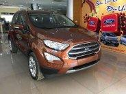 Ford An Đô: Giao ngay Ford Ecosport Titanium 1.5L 2018 màu đỏ đồng, hỗ trợ trả góp, xe được bảo hành giá 647 triệu tại Hà Nội