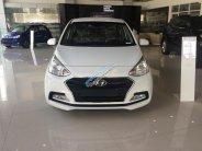 Bán Hyundai Grand i10 1.2 MT Sedan Base sản xuất 2018, màu trắng giá 350 triệu tại Tp.HCM