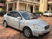 Bán Hyundai Verna 1.4 MT đời 2008, màu bạc, nhập khẩu giá 212 triệu tại Hà Nội