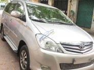 Cần bán xe Toyota Innova V đời 2008, màu bạc xe gia đình, giá 420tr giá 420 triệu tại Tp.HCM