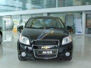 Bán xe Chevrolet Aveo LT 1.4 MT năm sản xuất 2018, màu đen giá 459 triệu tại Hà Nội