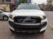 Bán xe Ford Ranger Wildtrak 3.2L 4x4 AT sản xuất 2016, màu trắng, nhập khẩu Thái giá 819 triệu tại Hà Nội