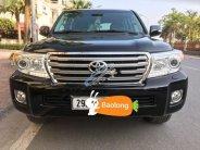 Bán Toyota Land Cruiser VX 4.6 V8 sản xuất năm 2013, màu đen, nhập khẩu nguyên chiếc giá 2 tỷ 450 tr tại Hà Nội