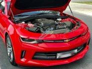 Bán Chevrolet Camaro sản xuất 2017, màu đỏ, nhập khẩu giá 2 tỷ 400 tr tại Tp.HCM