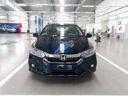 Bán Honda City 1.5TOP sản xuất 2018, màu xanh   giá 599 triệu tại Hà Nội