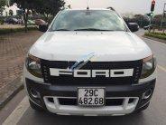 Bán Ford Ranger Wildtrak 3.2L 4x4 AT đời 2015, màu trắng  giá 690 triệu tại Hà Nội
