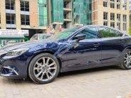Bán Mazda 6 2.5 facelift đời 2017, màu xanh lam giá 1 tỷ 15 tr tại Hà Nội