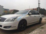 Cần bán Nissan Teana sản xuất năm 2010, màu trắng, xe nhập số tự động, giá tốt giá 485 triệu tại Hà Nội