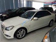 Bán ô tô Mercedes-Benz C class đời 2012 màu trắng, giá tốt giá 765 triệu tại Hà Nội