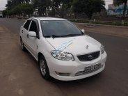 Bán xe Toyota Vios 1.5G sản xuất năm 2004, màu trắng, giá 238tr giá 238 triệu tại Đồng Nai