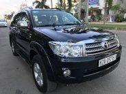 Bán Toyota Fortuner G đời 2010, màu đen giá 605 triệu tại Tp.HCM