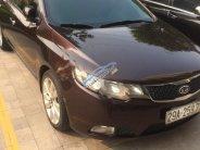 Chính chủ bán xe Kia Cerato 1.6 AT sản xuất 2011, màu nâu, nhập khẩu  giá 415 triệu tại Hà Nội