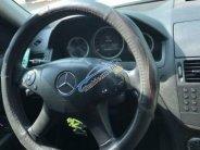 Bán Mercedes C200 Elegance 2009, màu đen   giá 458 triệu tại Tp.HCM