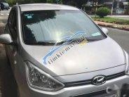 Bán Hyundai Grand i10 sản xuất 2016, màu bạc giá 323 triệu tại Tp.HCM