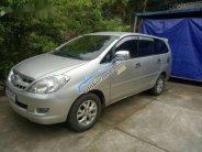 Chính chủ bán ô tô Toyota Innova G đời 2008, màu bạc giá 325 triệu tại Hà Nội