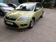Bán Ford Focus 2009, màu vàng  giá 390 triệu tại Hà Nội