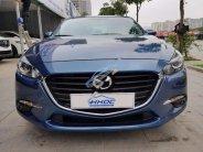 Chính chủ bán xe Mazda 3 1.5L Facelift đời 2017, màu xanh lam giá 698 triệu tại Hà Nội