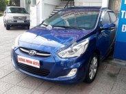Bán xe Hyundai Accent 1.4AT năm 2016, màu xanh lam, nhập khẩu giá 495 triệu tại Hà Nội
