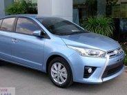 Bán xe Toyota Yaris màu xanh, sản xuất 2008, nử sử dụng giá 350 triệu tại Hà Nội