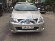 Chính chủ bán lại xe Toyota Innova năm 2008, màu bạc giá 265 triệu tại Đà Nẵng