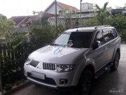 Cần bán Mitsubishi Pajero Sport G đời 2011, màu trắng giá 700 triệu tại Nghệ An