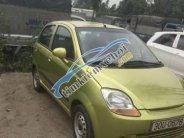 Chính chủ bán Chevrolet Spark Van SX 2009, màu vàng chanh giá 98 triệu tại Hà Nội