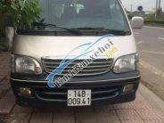 Công ty FTC thanh lý xe Toyota Hiace đời 2002, màu bạc giá 120 triệu tại Hà Nội