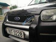 Cần bán gấp Ford Escape XLT 3.0 đời 2002, màu đen, giá 138tr giá 138 triệu tại Hà Nội