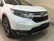 Honda CR V 1.5G 2018 màu trắng nhập khẩu nguyên chiếc, chuẩn bị 300tr lấy xe giá 998 triệu tại Bến Tre