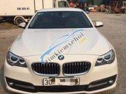 Bán BMW 5 Series năm 2016, màu trắng, nhập khẩu nguyên chiếc giá 1 tỷ 750 tr tại Tp.HCM